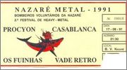 Nazaré Metal 1991 (recordando...) Images