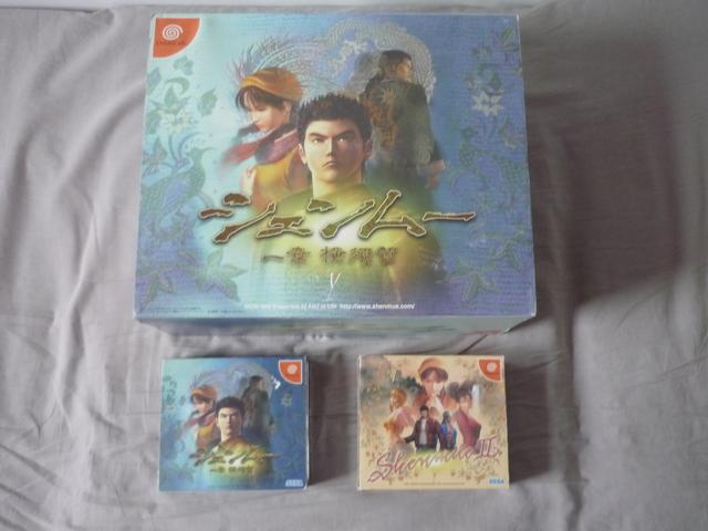 [VDS/TROC] Saturn et Dreamcast Jap jeux P1040180
