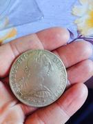 8 Reales 1825 Fernando VII Potosi Carlos3