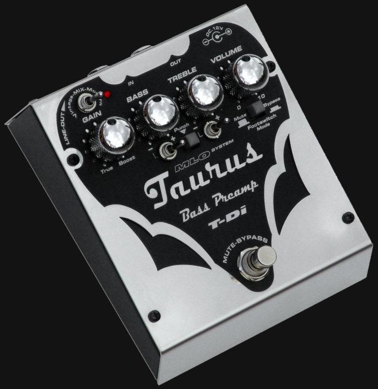 """Pedais """"stomp boxes"""" e efeitos analógicos com Jazzigo III - Página 18 Taurus_TDi"""