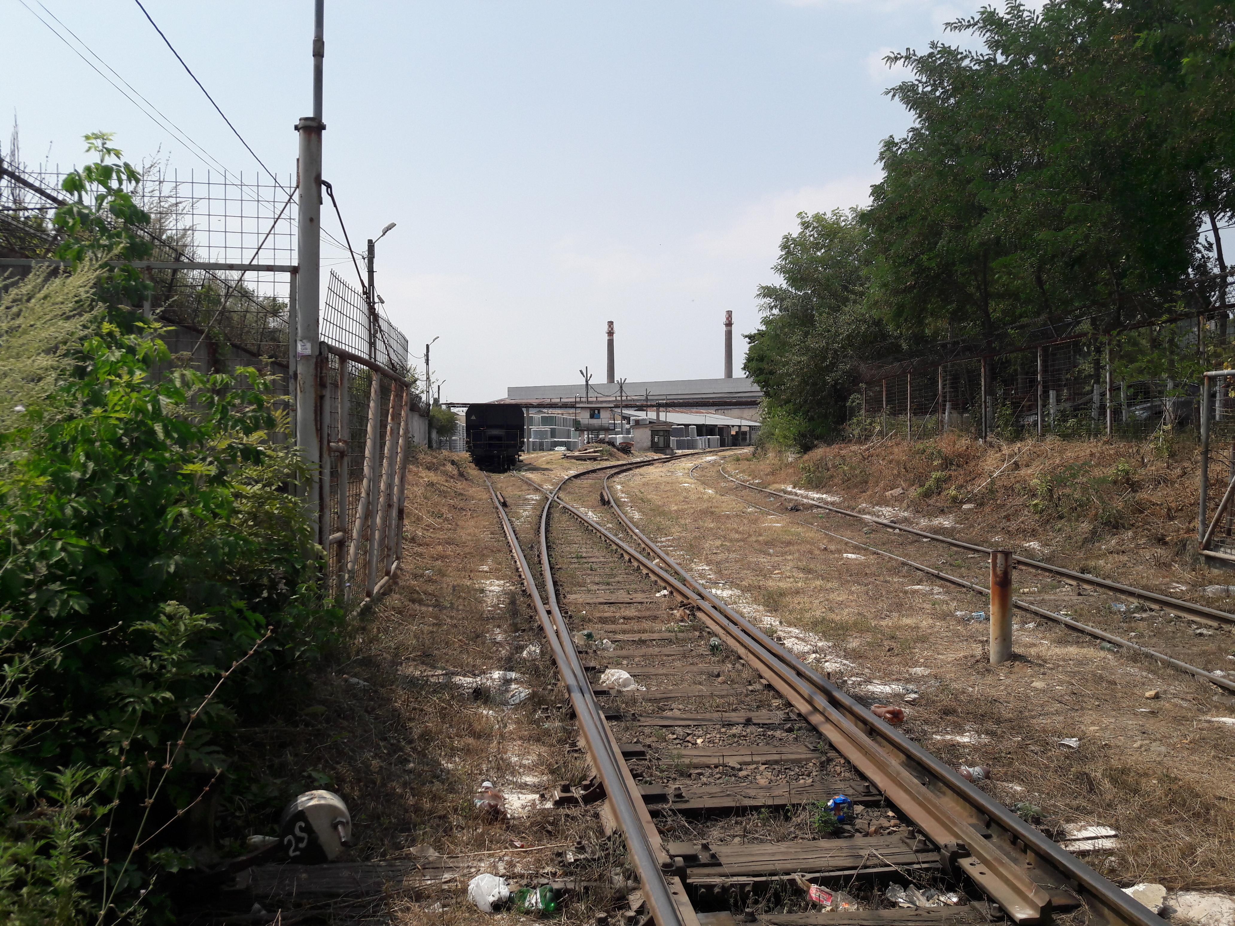 Linii industriale in Bucuresti! 20170808_131051