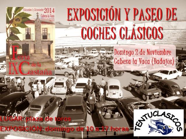 NUEVOS EVENTOS NOVIEMBRE 2014 - Página 2 Cartel_tentuclasicos