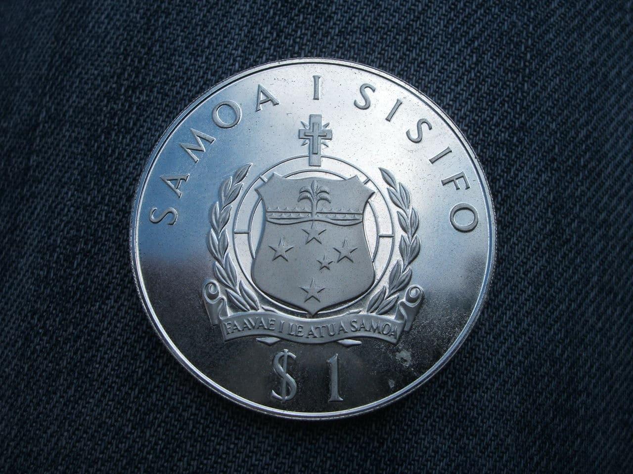 1 Tala. Samoa. 1977  033