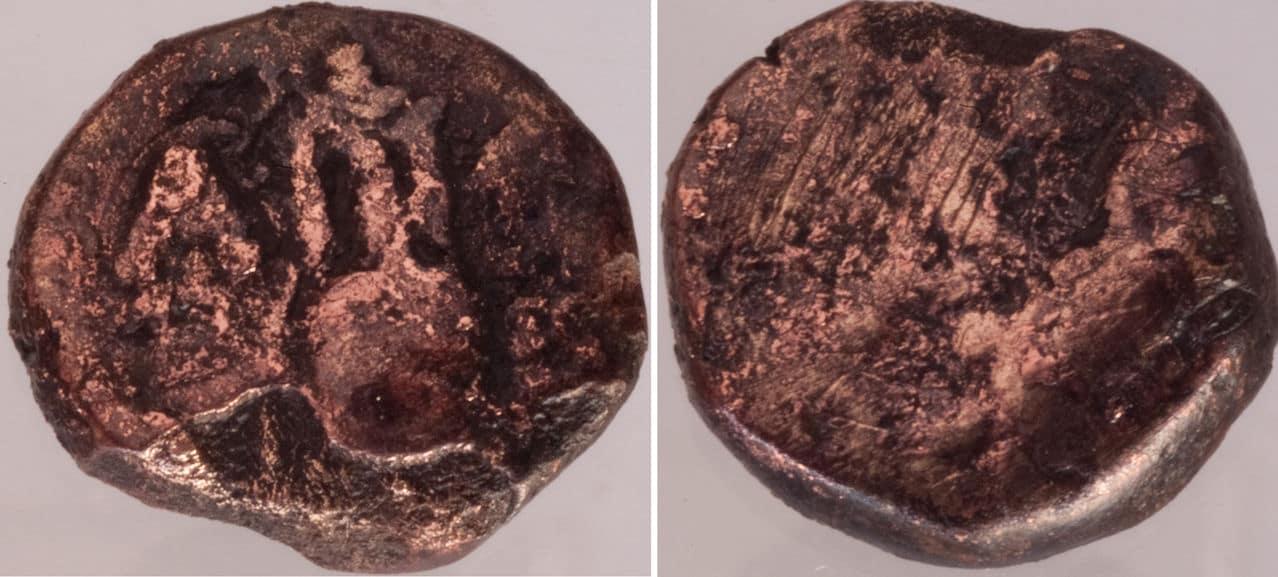 AE9 de Atenas (o Delos). Atenea o cigarra - Ánfora. S. II-I a.C. Griega_04