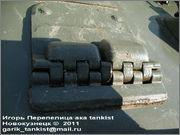 """Советский средний танк Т-34, завод № 183, III квартал 1942 года, музей """"Линия Сталина"""", Псковская область 34_183_080"""