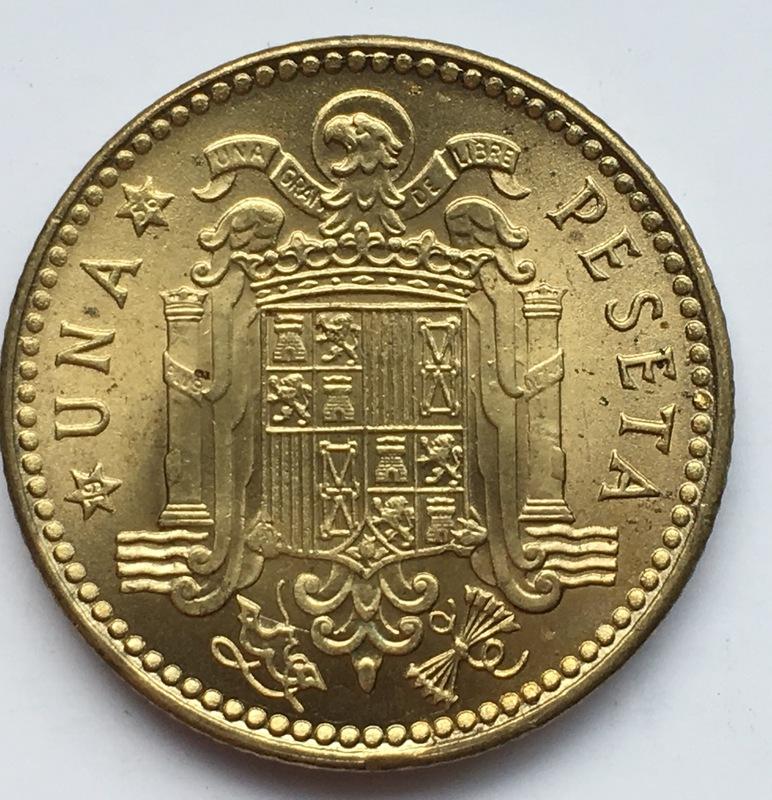 1 peseta 1963 (*19-67). Estado Español. Opinión sobre grado de conservación IMG_9272