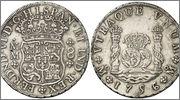 8 reales 1756. Fernando VI. Méjico 2316