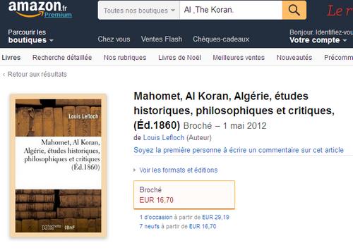 Voltaire et Islam 500