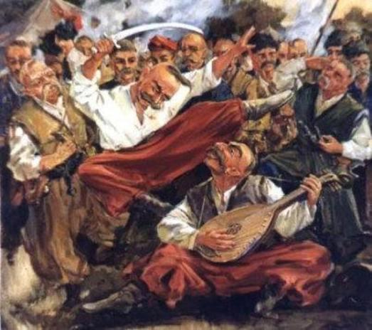 Célébration de Zaporozhye Cosaques, 17e siècle 76_8