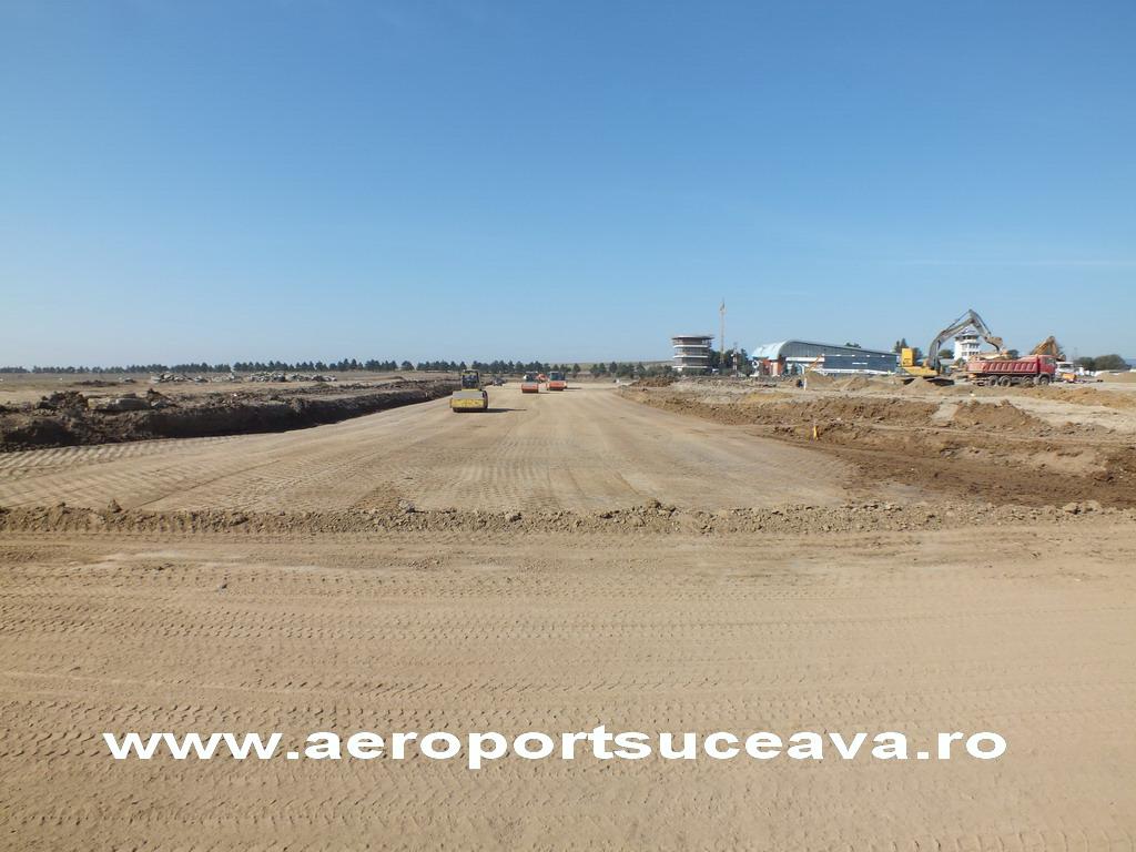 AEROPORTUL SUCEAVA (STEFAN CEL MARE) - Lucrari de modernizare - Pagina 2 DSCF8305