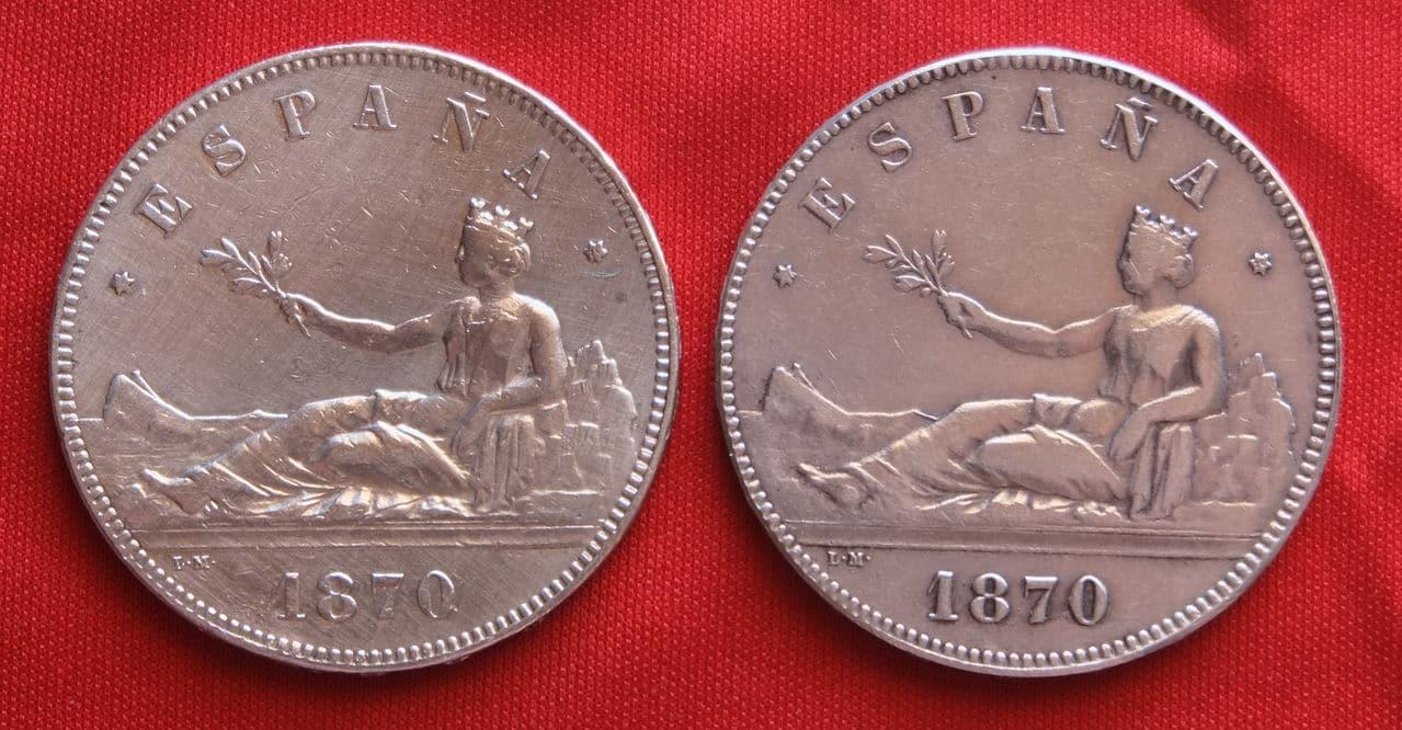 5 pesetas de 1870 Gobierno Provisional 5_1970_cara_2_monedas