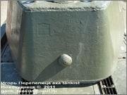"""Советский средний танк Т-34, завод № 183, III квартал 1942 года, музей """"Линия Сталина"""", Псковская область 34_183_062"""