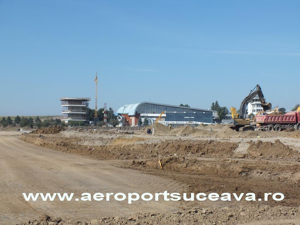 AEROPORTUL SUCEAVA (STEFAN CEL MARE) - Lucrari de modernizare - Pagina 2 DSCF8306