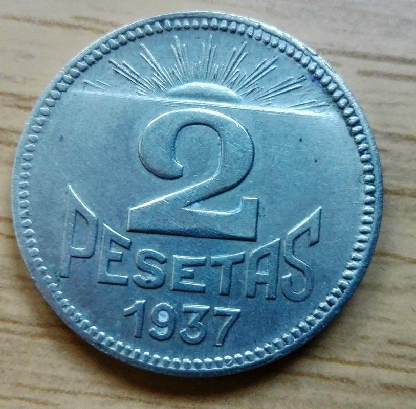 2 pesetas 1937. Consejo de Asturia y León. Guerra Civil - Página 2 IMG_20170422_190315