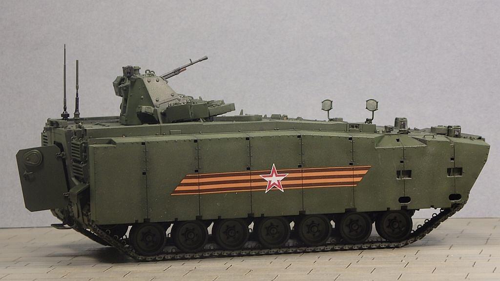 БМП Курганец ( Об.693 ) Image