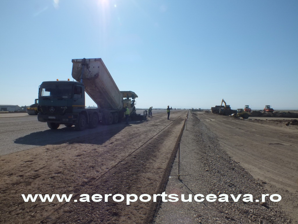 AEROPORTUL SUCEAVA (STEFAN CEL MARE) - Lucrari de modernizare - Pagina 2 DSCF8299