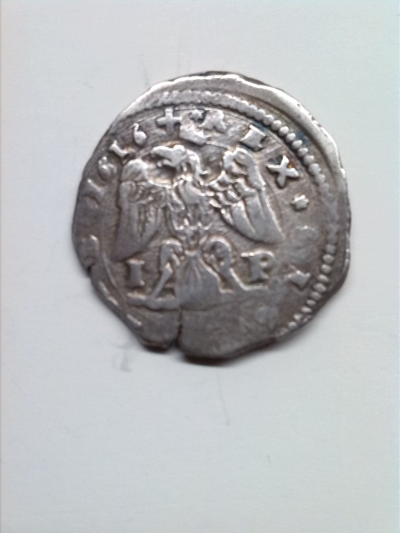 4 taris de Felipe III de Sicilia año 1616 18_4_tari_1616_2