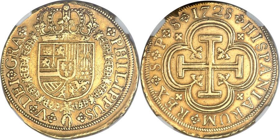 HERITAGE.Moneda Española 882641l