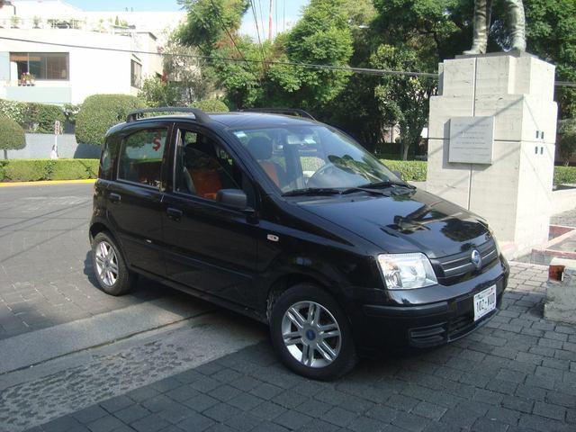 Fiat in Brasile - Pagina 37 Panda_2008