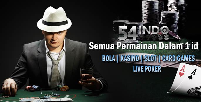NIKMATI BERBAGAI MACAM GAME DALAM 1 ID BERSAMA 54INDO.com Layar_2