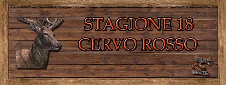 Cervo Rosso - ST. 18 CERVO_ROSSO