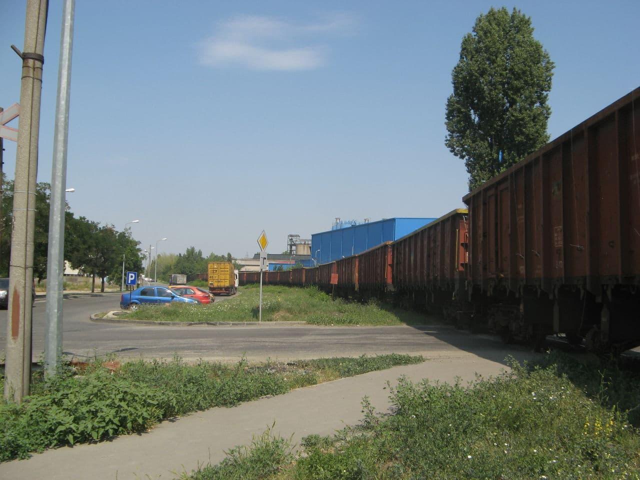 Calea ferată directă Oradea Vest - Episcopia Bihor IMG_0042