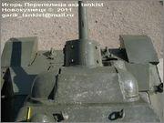 """Советский средний танк Т-34, завод № 183, III квартал 1942 года, музей """"Линия Сталина"""", Псковская область 34_183_074"""