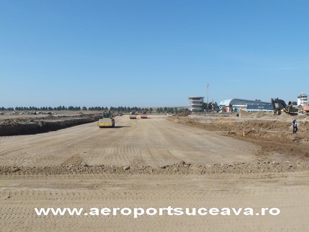 AEROPORTUL SUCEAVA (STEFAN CEL MARE) - Lucrari de modernizare - Pagina 2 DSCF8304