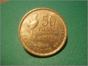 50 francos franceses 1958   P1080317