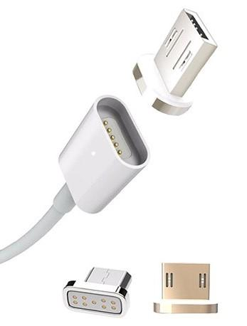 Выбираем магнитный кабель USB 2-1