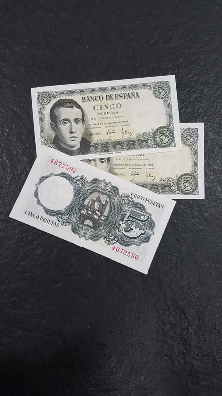 QUINCE PESETAS DE 1951 20171216_125020