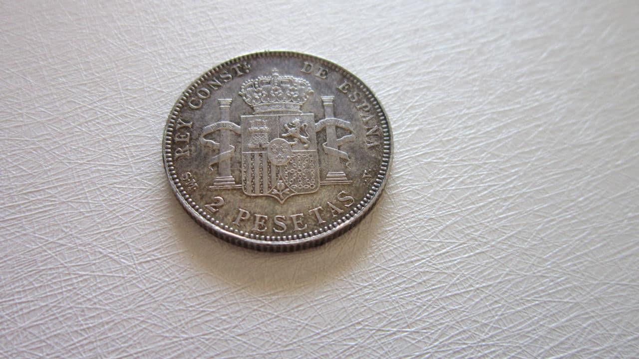 2 Pesetas 1905 (* 19-05). SMV. Alfonso XIII IMG_1011