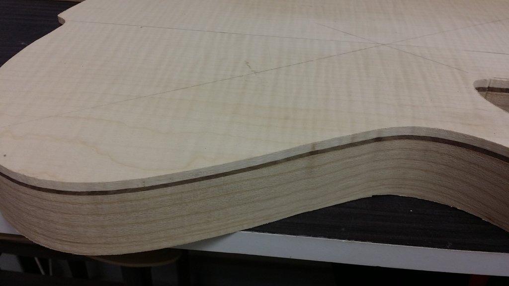 Construção caseira (amadora)- Bass Single cut 5 strings 11258736_10153480152019874_382815534_o