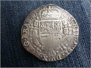 FELIPE IV 1 Patagon año 1632 Bruselas   20140206_135943