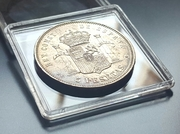 5 pesetas 1877 (*18-77). Alfonso XII. DEM 20170601_122702