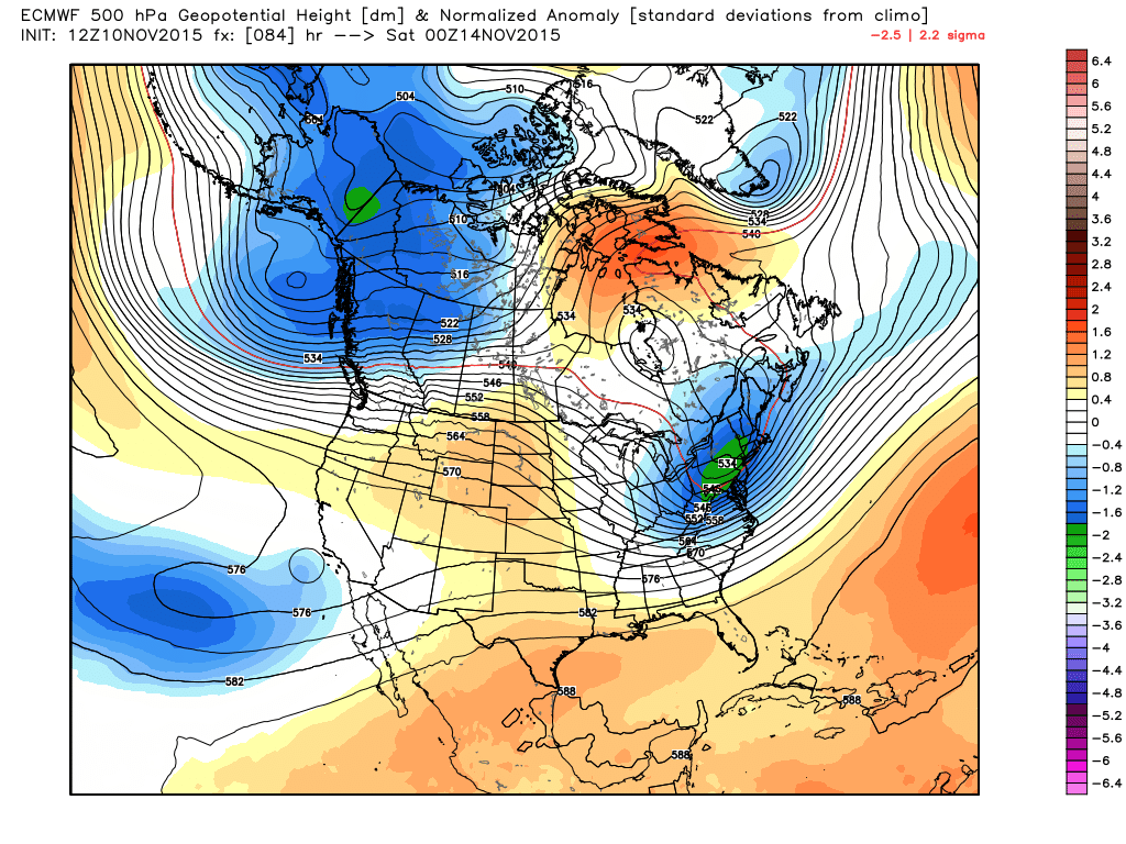 November 2015 Observations & Discussions  - Page 4 Ecmwf_z500_norm_noram_15