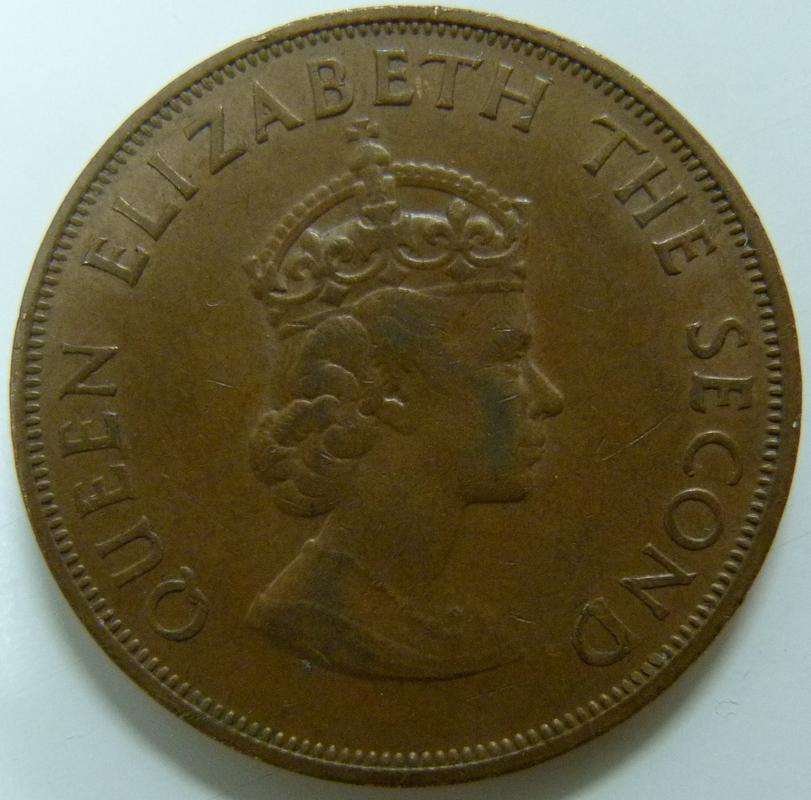 1/12 Chelín. Isla de Jersey (1960) 300 Aniversario proclamación de Carlos II GBJ._0_12_Chelines_300_aniversario_rey_Carlos_II_-_anv