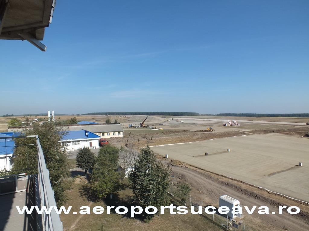 AEROPORTUL SUCEAVA (STEFAN CEL MARE) - Lucrari de modernizare - Pagina 2 DSCF8336