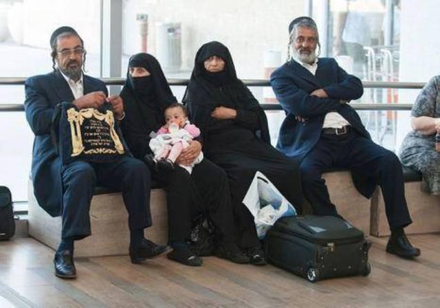 hijab voile burqa et science FEMMES_ISRAEL2