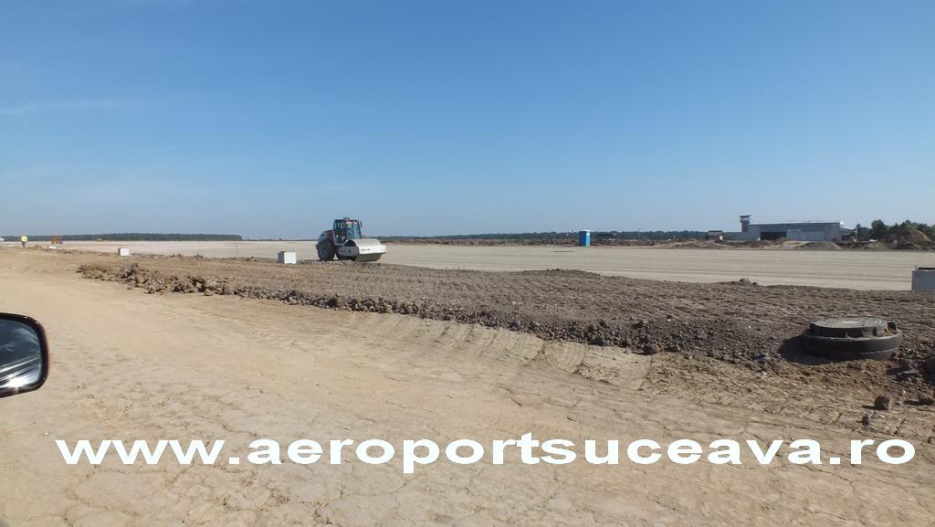 AEROPORTUL SUCEAVA (STEFAN CEL MARE) - Lucrari de modernizare - Pagina 2 DSCF8318