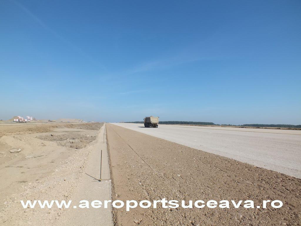 AEROPORTUL SUCEAVA (STEFAN CEL MARE) - Lucrari de modernizare - Pagina 2 DSCF8300