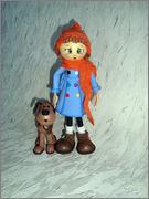Куклы из фоамирана. DSC09288