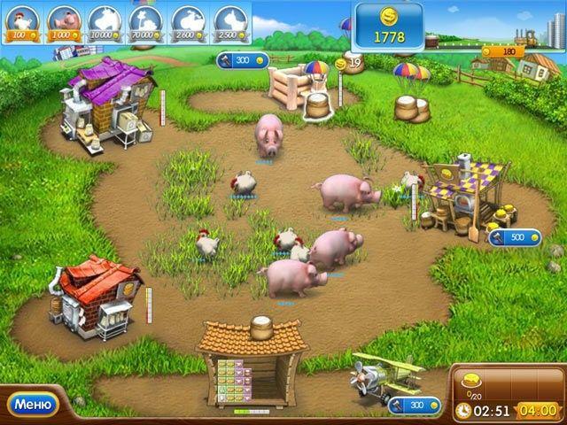 Забавные игры Farm-frenzy-2-screenshot6