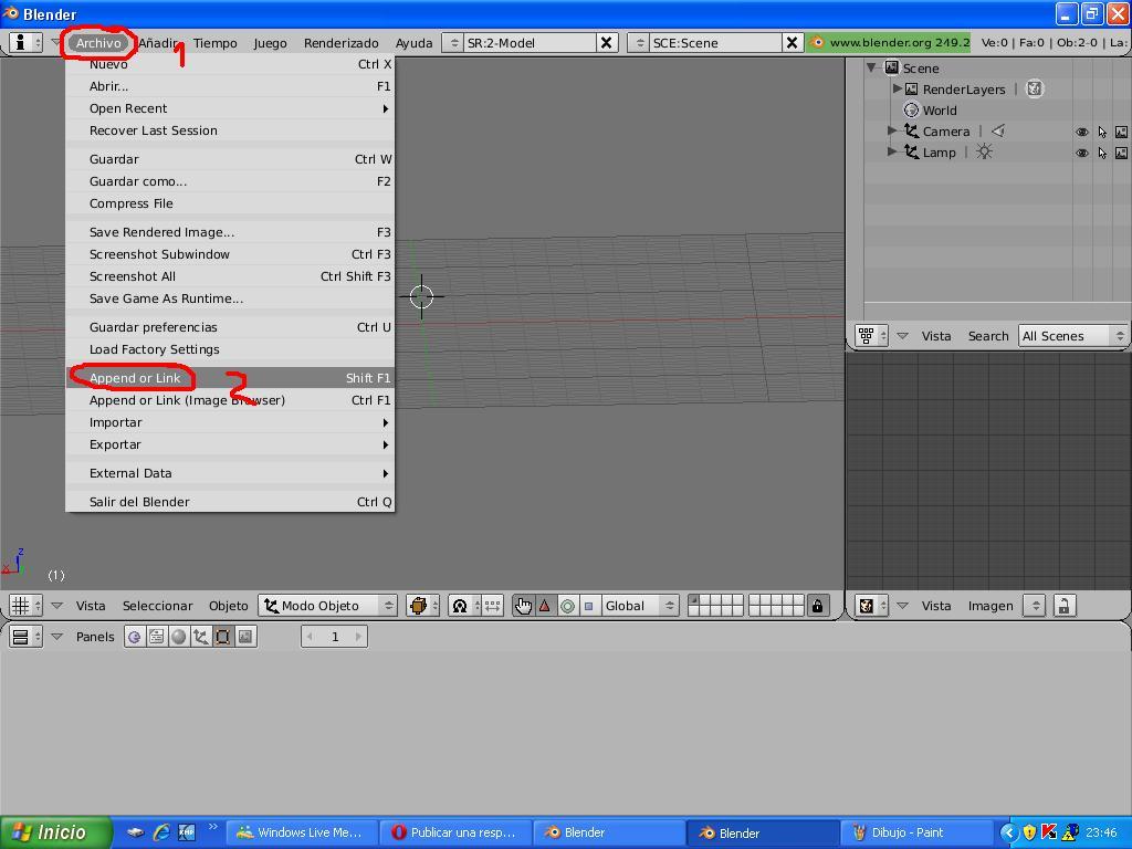 Tutorial Convertir modelos 3d de la galería google 3d a TM - Página 2 5383330google1