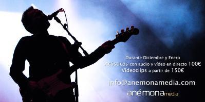 Grabacion de videoclips, acústico y conciertos en Madrid Thump_924553410481688591847367582