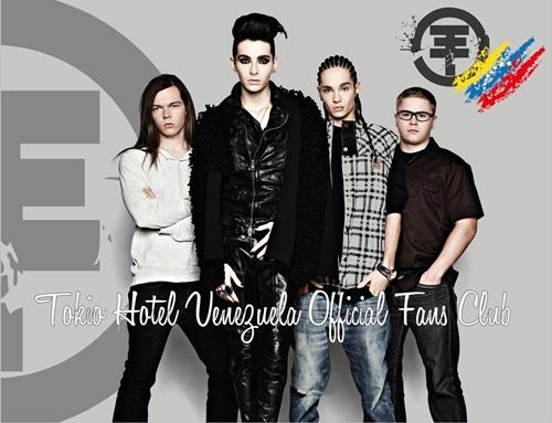 Tokio Hotel Venezuela Official Fans Club 1581389venezuela