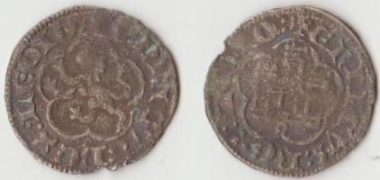 Media Blanca de Enrique III (Sevilla, 1390-1406). Thump_1783721mediaval