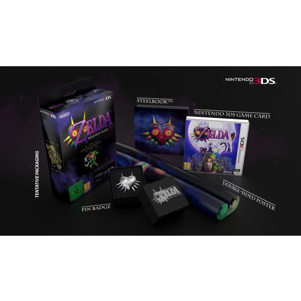 MAJORA MASK 3D / 3DS 11037906-1415279954-794580