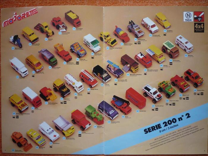 1984 DIN-A-4 Catalogue 4703252