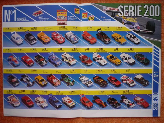 1988 DIN-A-4 Catalogue 4707745